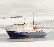 The Spirit of Enderby In The Antarctic