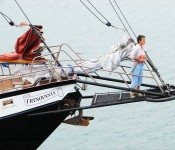 Latest News On Trinovante's Spring Refit