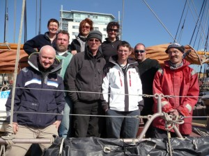 Windy Weather On Our 'Learn to Sail' Sailing Weekend