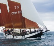 SchoonerSail's 1st Sailing Weekend In The UK
