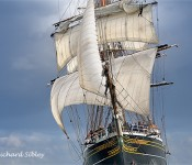 The Dutch Ship Stad Amsterdam