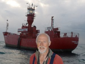 Sandettie Lightship the last shipping forecast station